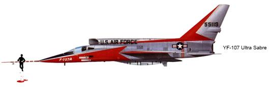 YF-107 Ultra Saber Mishap